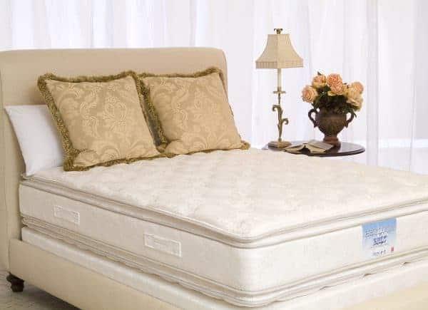Diamond Pillow Top - Holder Mattress