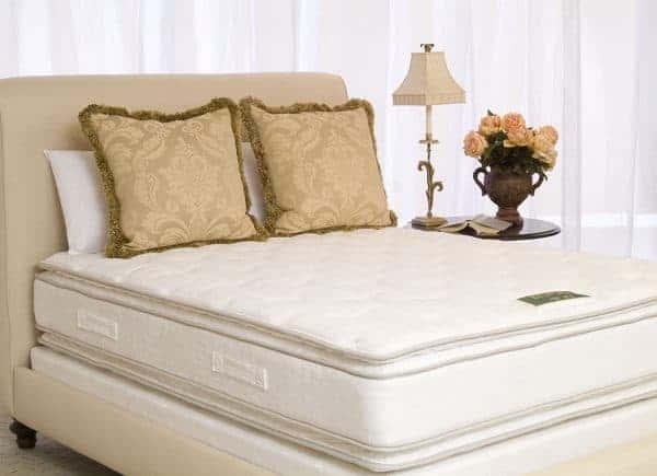 Bespoke Pillow Top - Holder Mattress