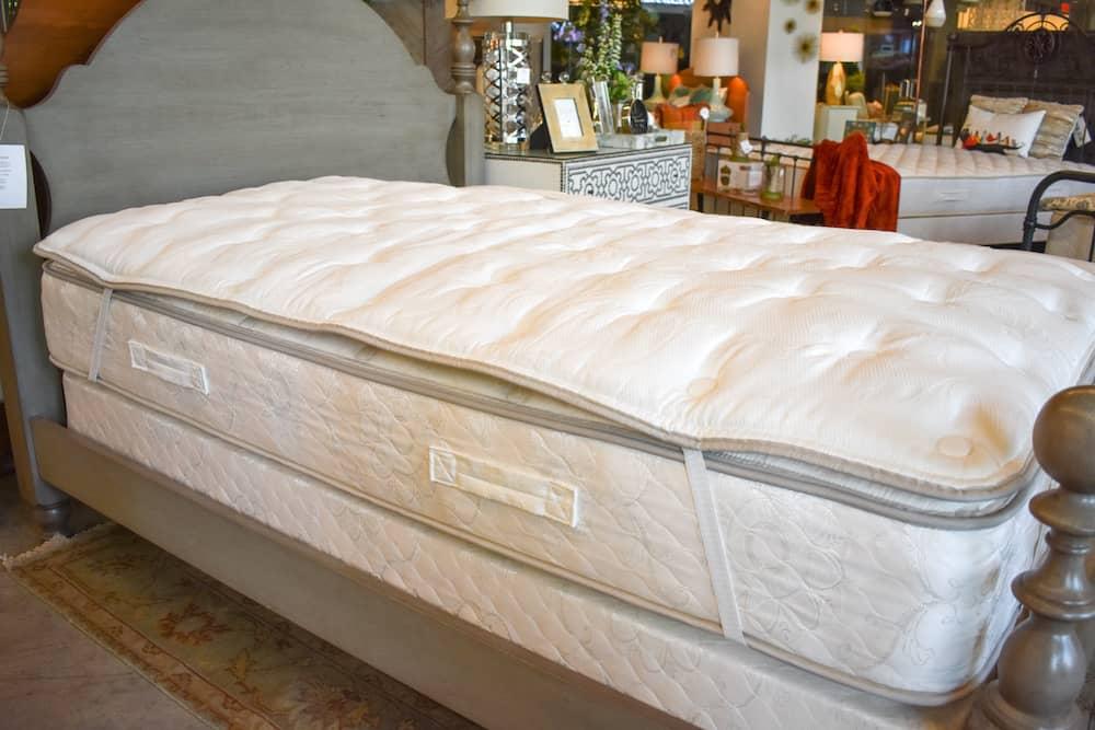 Custom Pillow Tops for Mattresses TOPPERS - Holder Mattress